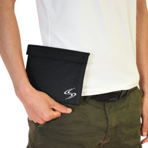 7x6 smart stash smell proof bag pouch
